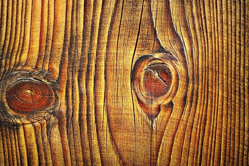 美好的云杉的木板条纹理 免版税图库摄影