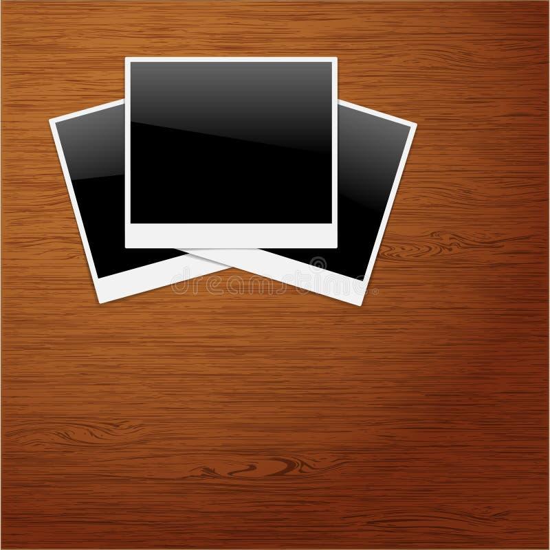 美好的例证照片人造偏光板向量 库存例证