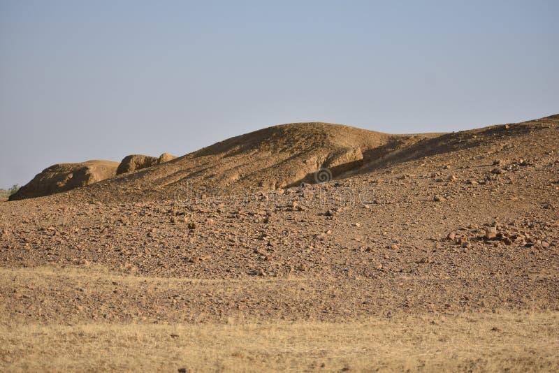 美好的地方在Jaisalmer 免版税库存图片