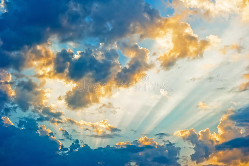 美好的天堂般的横向 免版税图库摄影