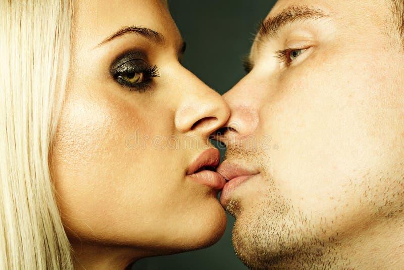 美好的性夫妇 图库摄影