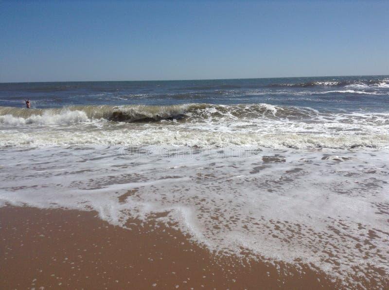 美好的海景 图库摄影