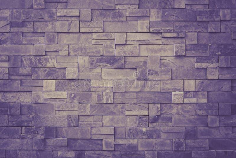 美好的石墙纹理背景 免版税库存图片