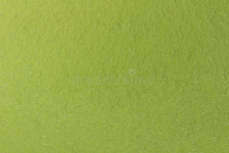 美好的绿色简单的背景 图库摄影