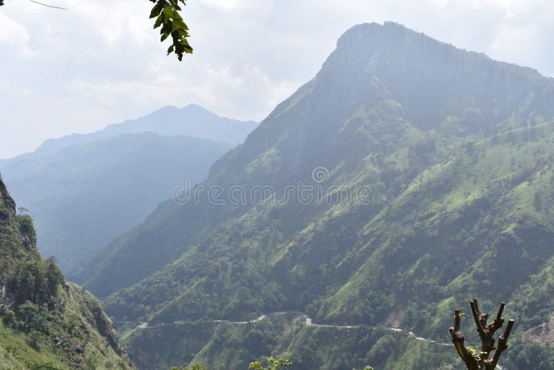 美好的自然地方 埃拉斯里兰卡 库存图片