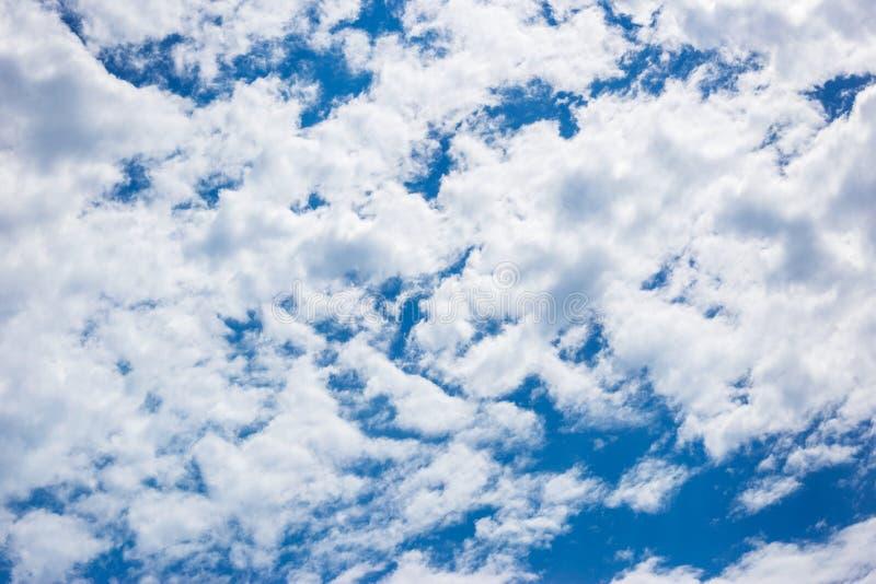 美好的cloudscape 免版税库存照片