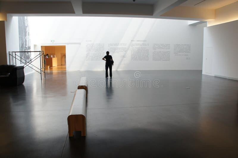美术馆 免版税库存图片