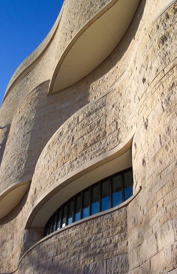 美洲印第安人博物馆 库存照片