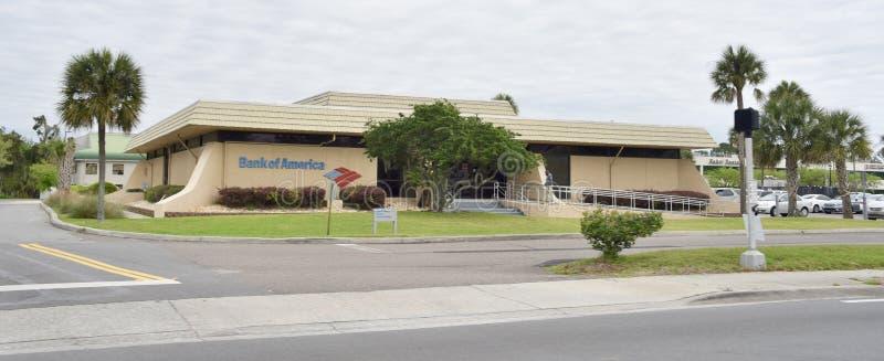 美洲银行,杰克逊维尔,佛罗里达 免版税库存图片