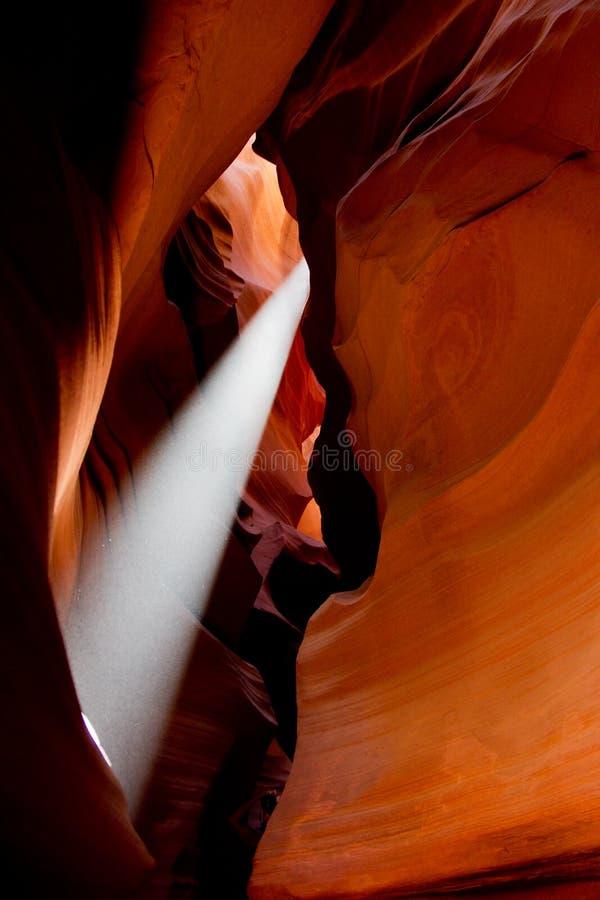 羚羊峡谷 免版税图库摄影