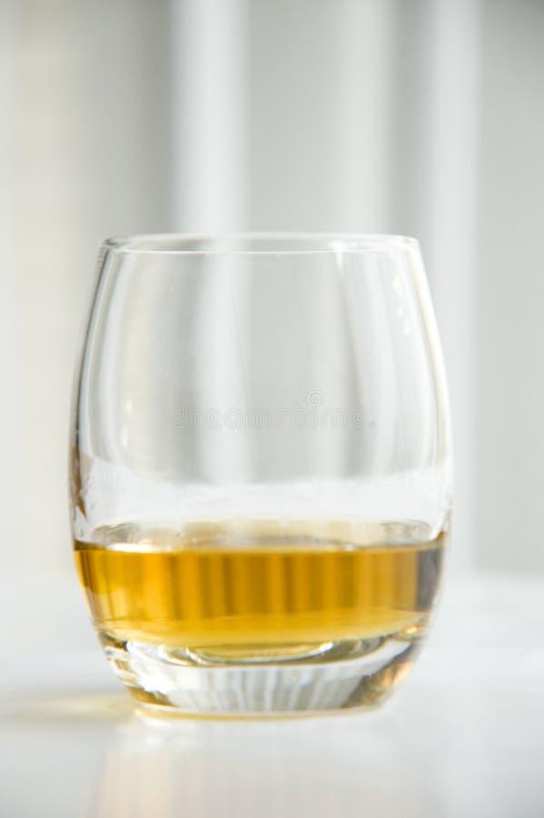 翻转者威士忌酒 库存照片