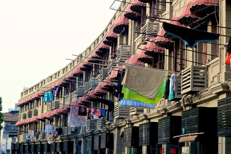 老上海 免版税库存照片
