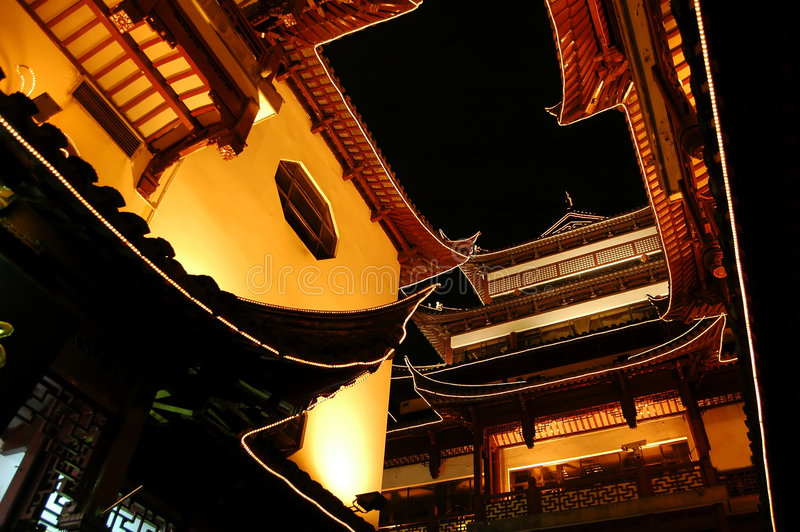 老上海 图库摄影