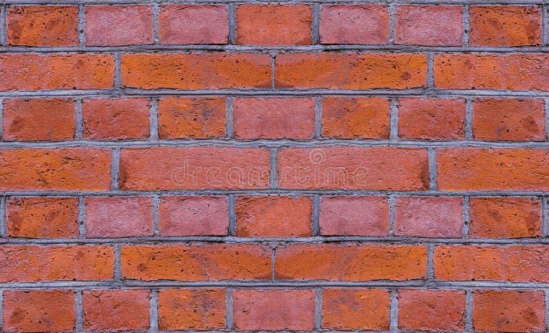 老与水泥的砖墙基地难看的东西对称石头排行背景 免版税库存图片
