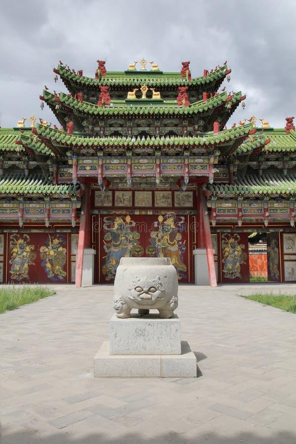 老东方宫殿 免版税图库摄影