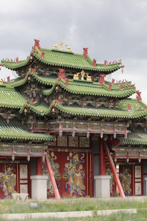 老东方宫殿 免版税库存照片