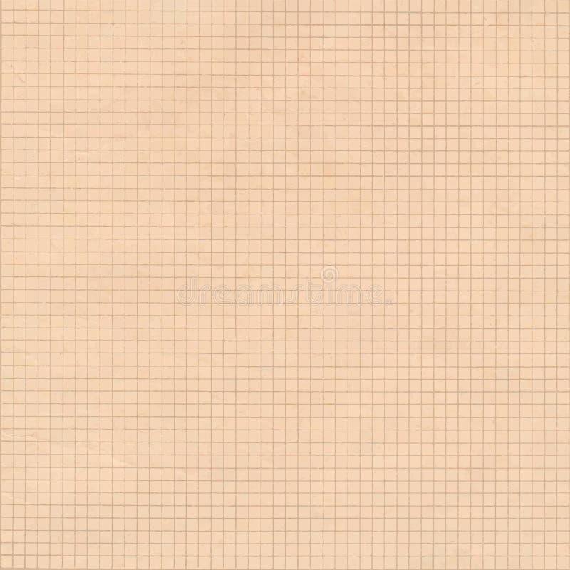老乌贼属座标图纸正方形栅格背景 库存照片