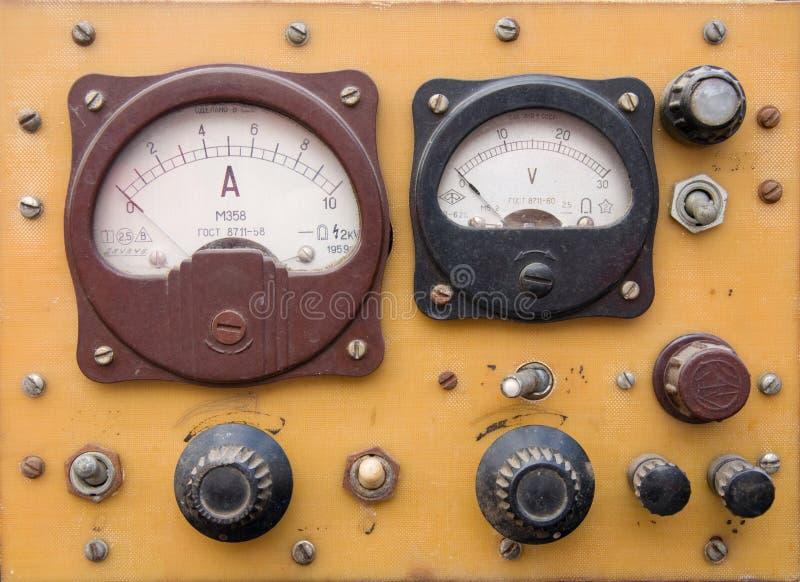 老充电器 免版税库存照片