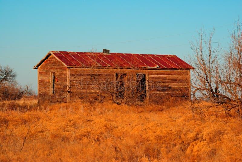 老农厂之家 库存照片