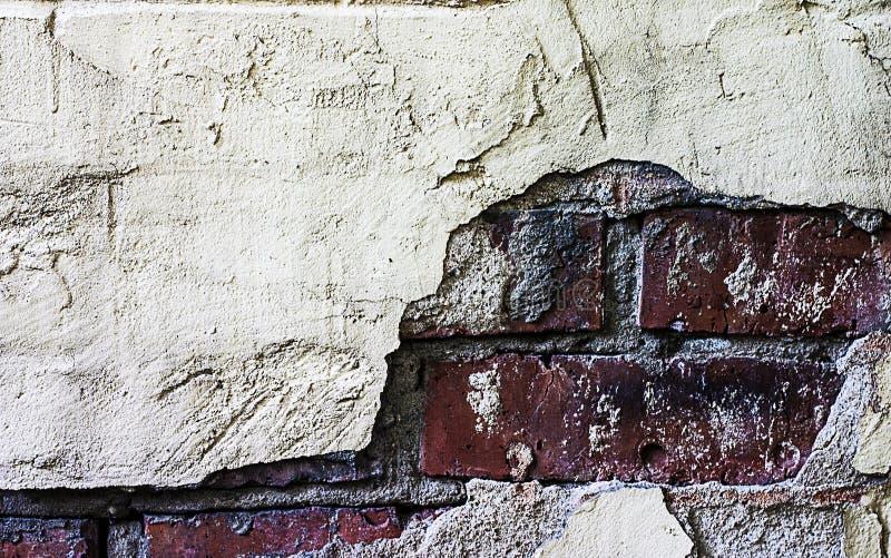 老削皮墙壁 库存图片