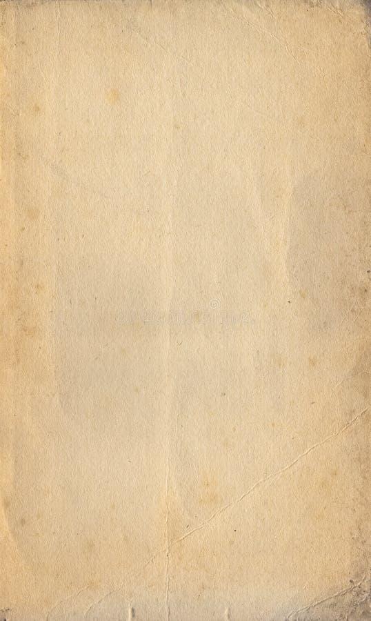老半新盖子书背景纹理 库存照片