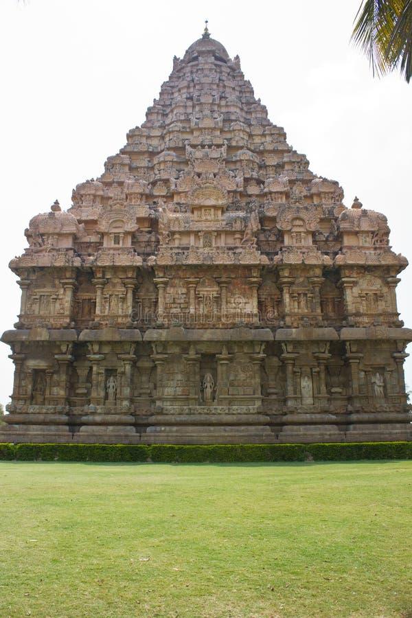 老古庙在亚洲 图库摄影