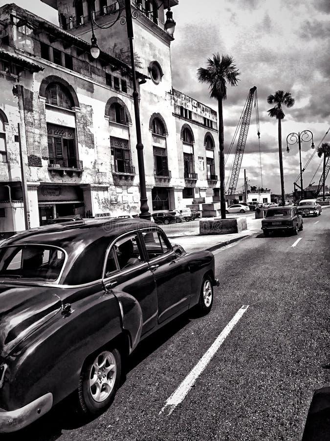 老哈瓦那 库存图片