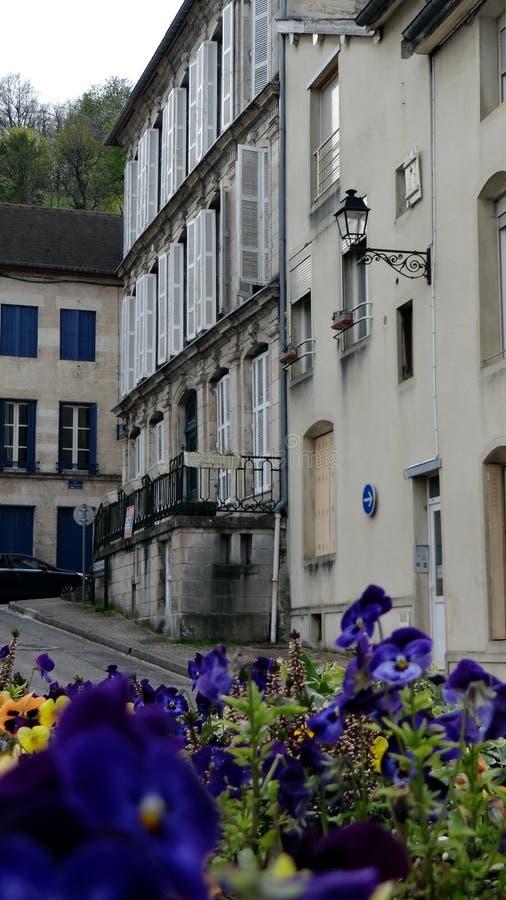 老城市的安静的魅力 免版税图库摄影