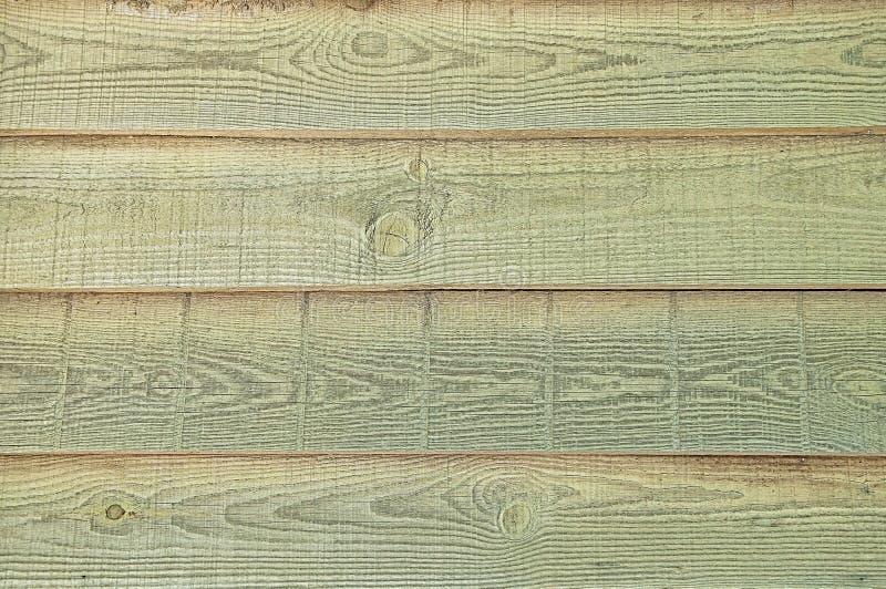 老委员会背景纹理有破旧和破裂的油漆的 减速火箭的木板条 免版税图库摄影