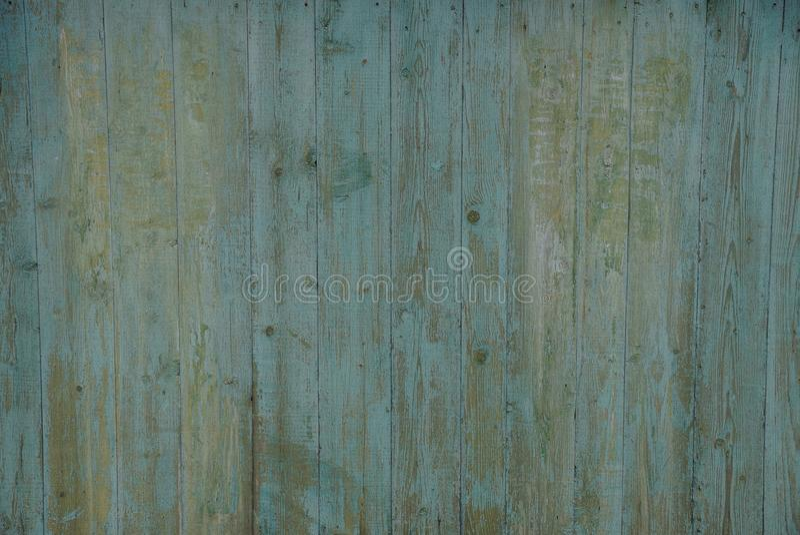 老委员会色的木纹理篱芭的 库存照片