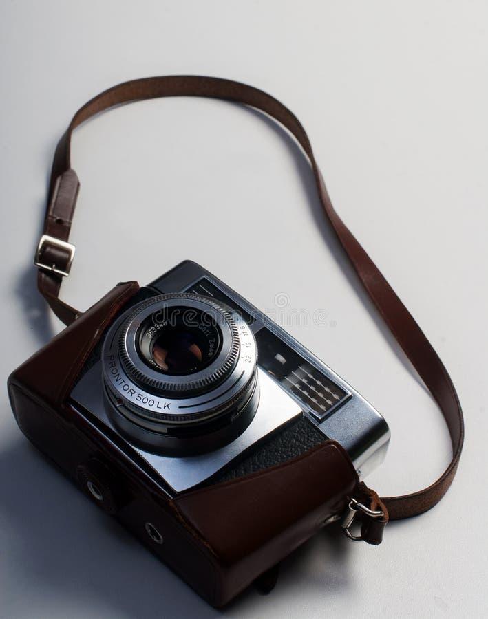老影片照相机 库存照片