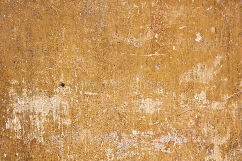 老房子的难看的东西墙壁。织地不很细背景 免版税库存图片