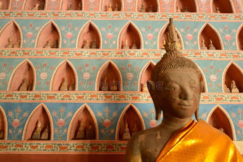 老挝万象 库存照片
