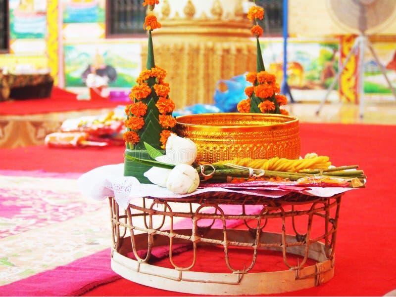 老挝人可汗mak Beng 图库摄影