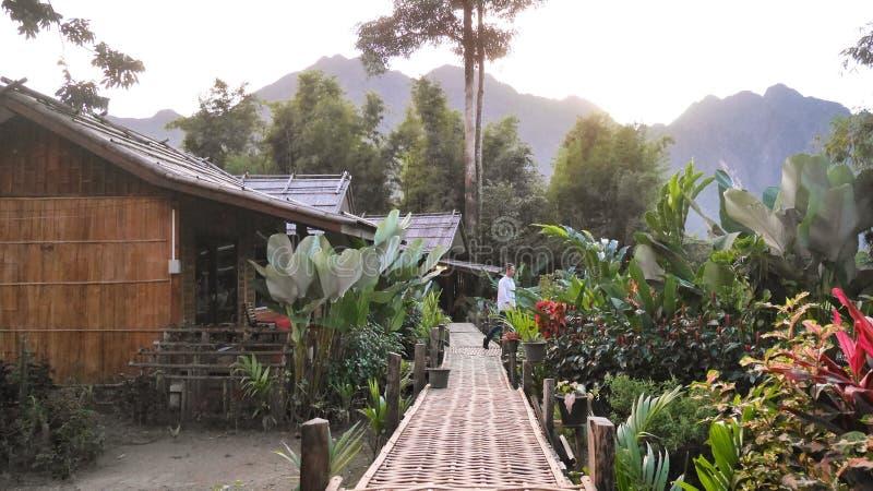 老挝人 库存照片