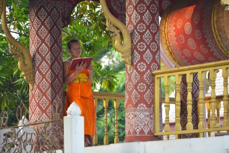 老挝luang prabang 免版税库存图片