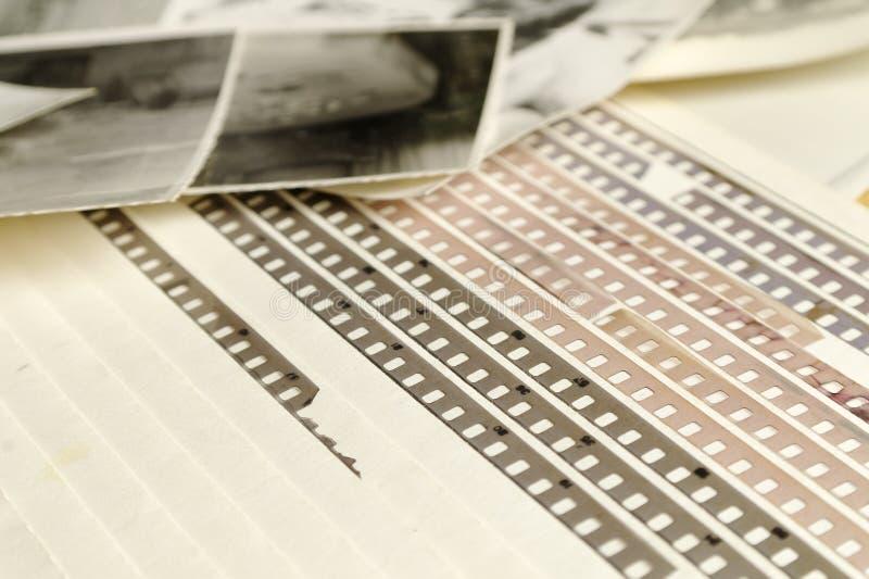 老摄影 免版税库存图片