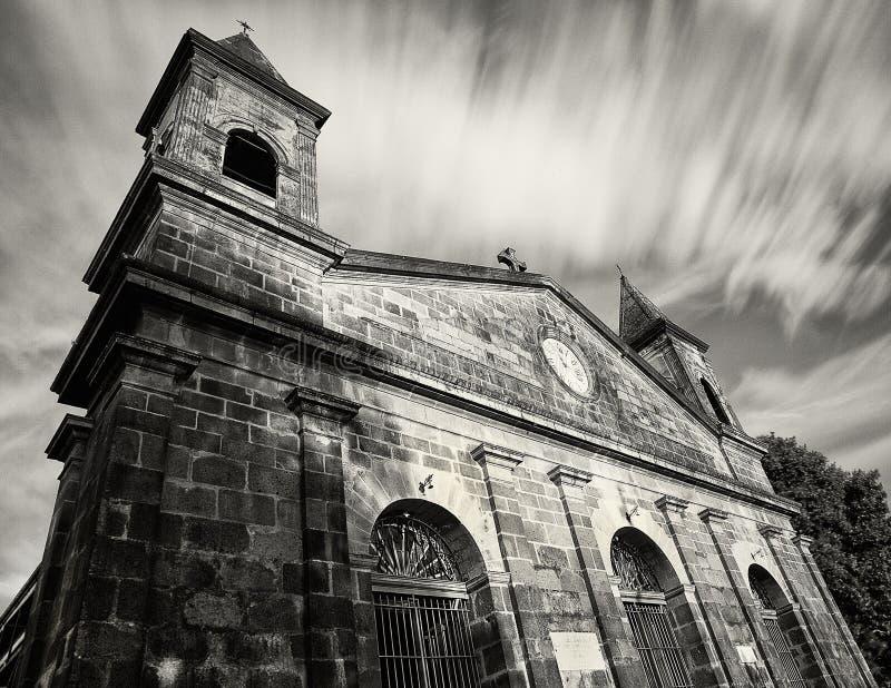 老教会 免版税库存图片