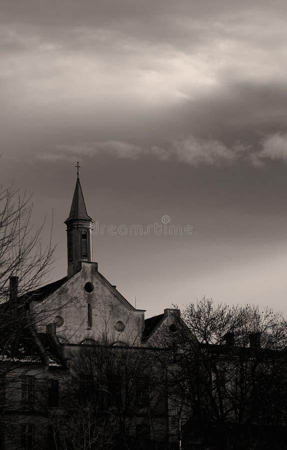 老教会 图库摄影