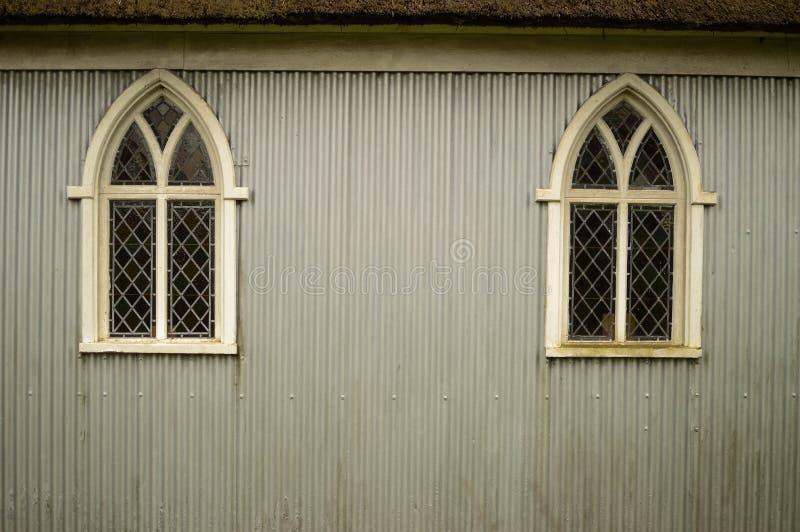 老教堂 免版税图库摄影