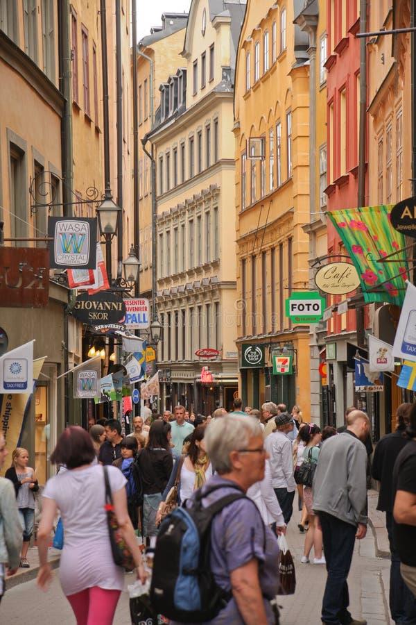 老斯德哥尔摩城镇
