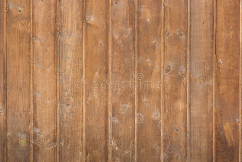 老木板条墙壁,纹理或者背景特写镜头 免版税库存图片