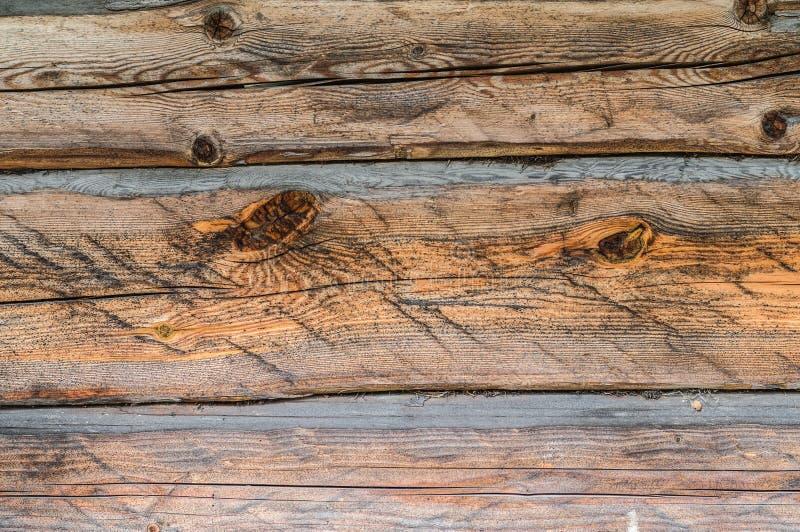 老木板条墙壁 库存图片