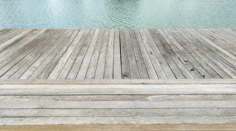 老木板条样式纹理 图库摄影