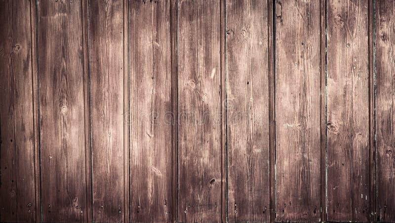 老木板条纹理特写镜头 免版税库存照片