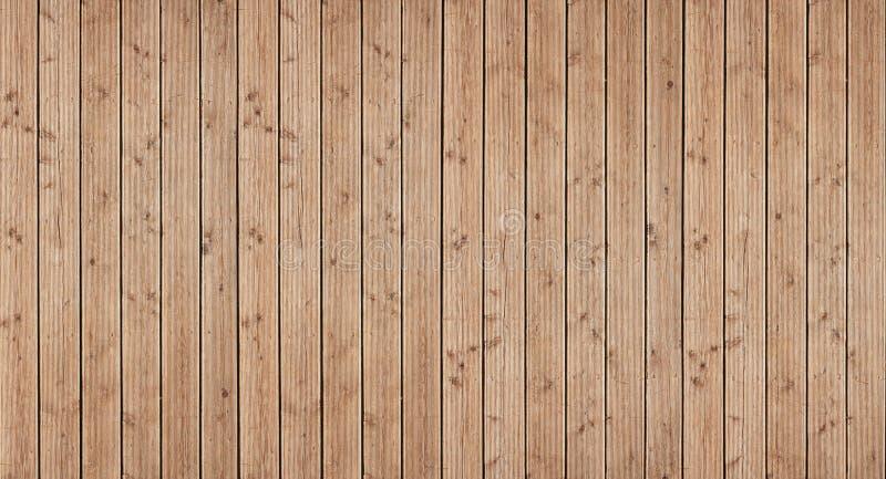 老木板条纹理背景 免版税库存照片