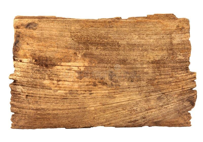 老木板条纹理 免版税库存图片