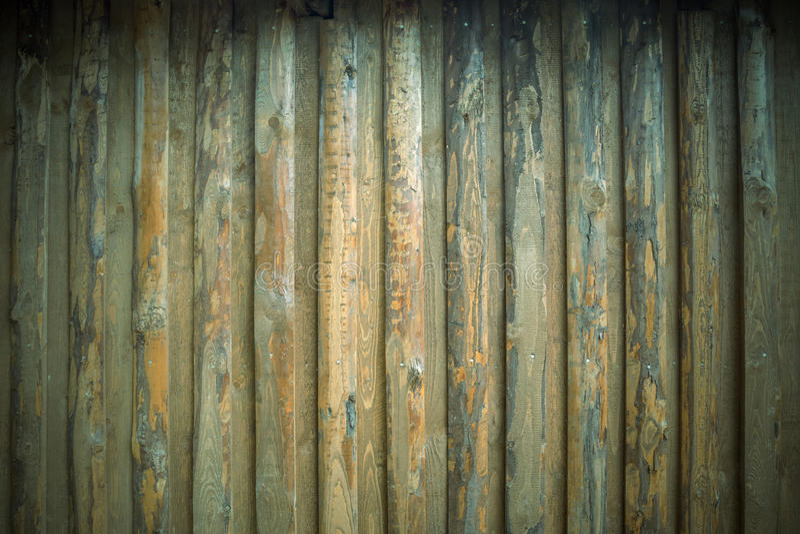 老木板背景 图库摄影