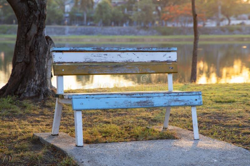 老木椅子 库存照片
