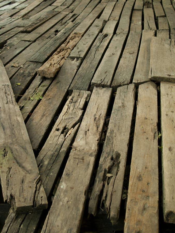 老木头 免版税库存照片